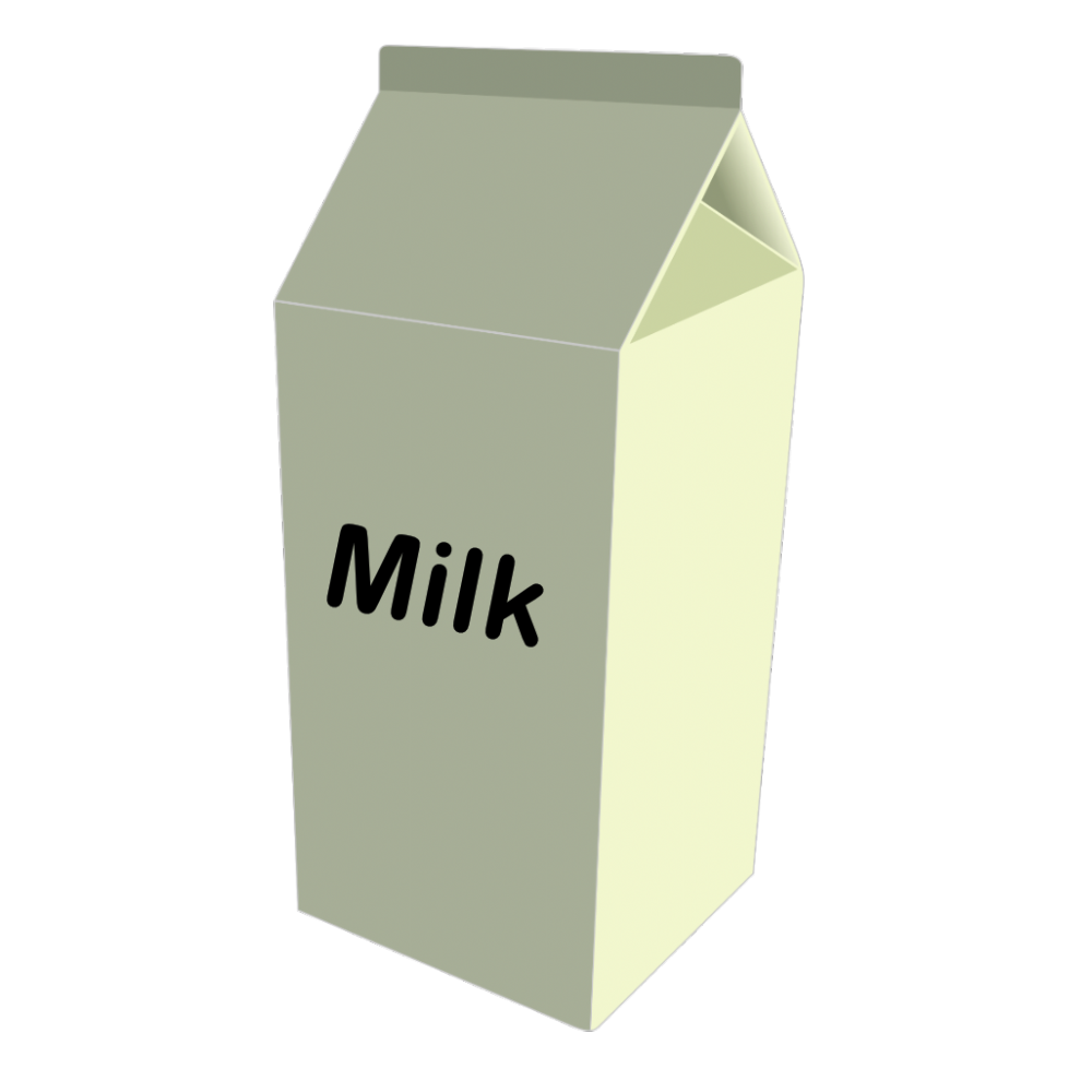 Milk - Weekly Delivery